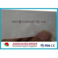 60% Viscose Spunlace Needle Punched Non Woven Fabric Gauze Swab