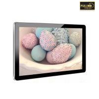 Indoor Digital Advertising Display Screens , Full HD Update 43 Inch Lcd Ad Display
