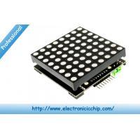 5 volt Character LCD Display 8*8 LED RGB Matrix module  , 60x60mm