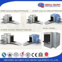 Integrated X Ray Baggage Scanner And Parcel Security Inspection with Reliable performance and uncompromisin