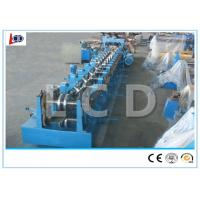 3mm Thickness Metal Z Purlin Forming Machine , Purlin Roll Former For Building