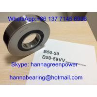 B50-59 Nylon Cage Deep Groove Ball Bearing B50-59VV Gearbox Bearing B 50-59-2RS