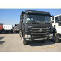 50 Ton Sinotruk HOWO Dump Truck 371HP HW19710 Transmission  LHD