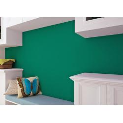 China Economical Deep Green Color PVC Self Adhesive Wallpaper With Printed Process on sale