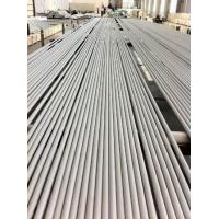 316L TP310S Stainless Steel Cold Drawn Welded Seamless Tubes ASTM A269 ASME SA213