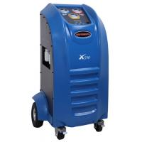 Digital Scale Car Refrigerant Recovery Machine Fully Automatic 1.8CFM Pump