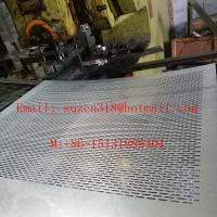 oblong hole punch perforated sheet / rectangular metal hole punch