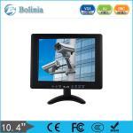10.4 Inch CCTV Custom LCD monitor Plastic housing adjustable stand