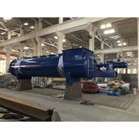 Waste Meat Rendering Plant / Feather Meal Cooling Machine 10000 Kg Weight