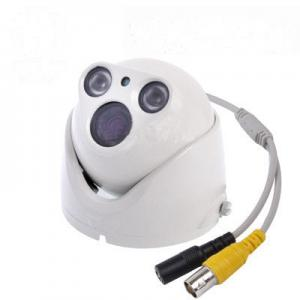 1.0MP AHD CCTV Camera  , Analog HD Dome camera , Low Lux  ARRAY LED