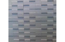 aluminium compos ext rieur de panneaux de mur 3d de roche en pierre de brique pour le. Black Bedroom Furniture Sets. Home Design Ideas