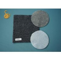 Eco Friendly Non Woven Material PVC Anti Slip Dots Nonwoven Polyester Felt