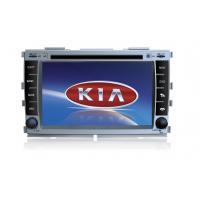 Red/Blue backlight to match original car illumination for KIA FORTE DVD GPS Kia-7928GD