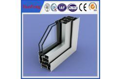 China Todos os tipos do perfil de alumínio do tratamento de superfície para janelas e portas fornecedor