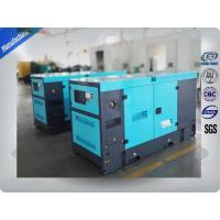 Best Seller! Slient Diesel Generator Set with Cummins diesel engine 220kw / 275kva