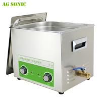 10L Medical Industry Ultrasonic Cleaner for Scopes Spay Tools Suction Tubes Disinfecting