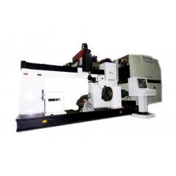 China 3-10 kW high power laser hardening machine produced by Han's GS laser on sale
