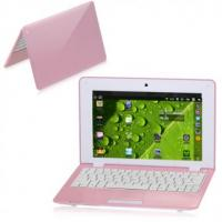 Free shipping 7''Android 4.0 via8850 mini laptop, 512MB