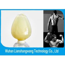 China Muscle Building Methyltrienolone / Metribolone 99% yellow Powders CAS 965-93-5 on sale