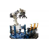 Furniture Industry Robots In Automotive Industry Automation Solution ±0.3 mm