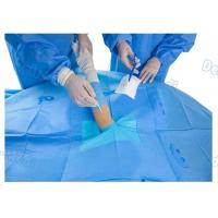 Hospital Surgery Custom Procedure Packs , Upper Limb Surgical Disposable Sterile Kit With Elastic Film