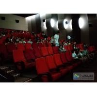 Luxury 3d Cinema Equipment High Definition Controller Pneumatic