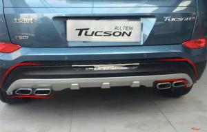 Hyundai Tucson 2015 Professional Car Accessories Ix35