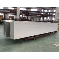 120mm Thick Cold Storage Insulation Panels PUR Core Galvanized Steel Surface
