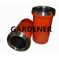 Hot sale API7K MUD PUMP Nicker Base Alloy Liner, 4000hours service life, drilling parts,Mud pump liner,cylinder liner