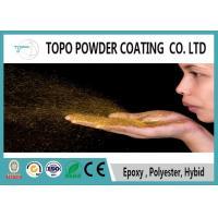 Electrostatic Luminouse yellow polyester powder coating primer RAL 1026