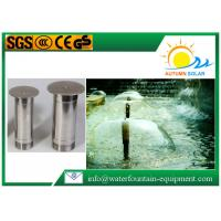 Mushroom Water Fountain Nozzles DN50 Outdoor Semi - Spherical For Ponds