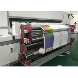 China Large Format Towel Digital Printing Machine / Fabric Digital Printer ISO Approval on sale