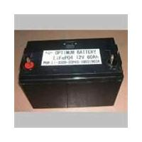 12V 60AH Lithium iron phosphate battery pack for solar panel system / pv / UPS