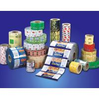 color printed foods packaging plastic film roll for rice,candy,coffee,bread