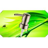 Chromed ABS Bathroom Soap Dispensers Leak Proof Shower Soap Dispenser