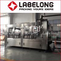 Automatic Filling Machine For 5 Gallon Bottle , Silver Volumetric Filling Machine