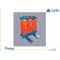 Electrical Cast Resin Dry Type Transformer 11~35kv Intdoor Dry Type Transformer