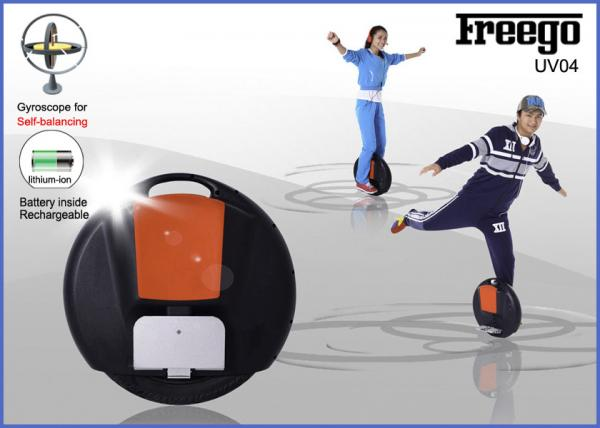 China UV04 Ono Wheel Electric Mobility Scooter, Self - Balanced Solowheel Unicycle for Personal Transporter supplier