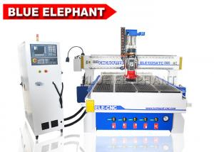 Auto tool change ATC CNC Router 1325 woodworking router machine for door