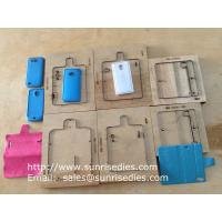 Flat steel rule die for phone case cutting, phone pouch steel cutting dies making,