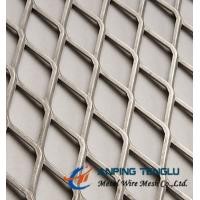 Raised Expanded Metal Diamond Hole With 1.22*2.44m, 1m*2m Panel Size