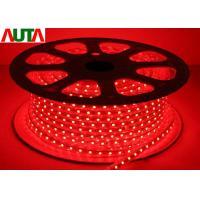 220 Volt 5730 High Voltage LED Rope Lighting Sanan / Epistar Chip CE RoHS