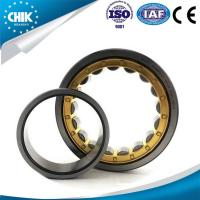 NU318 Roller Bearing easily mounted dismounted heavy loading bearing Sizes 90*190*43mm