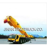 Construction machinery - TREEAIN CRANE QAY160.