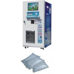 China Pure Ice Vendor Machine / Vending Machine 24 Hour ICE Automatic Ice Bagging Machine on sale
