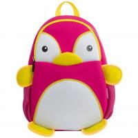 Lovely Toddler Girl Backpack / Penguin School Backpacks For Preschoolers