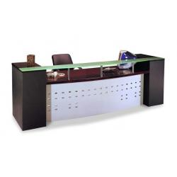 Fabulous Front Office Table Desks Table Office Front Skillful Design Sbsc Largest Home Design Picture Inspirations Pitcheantrous