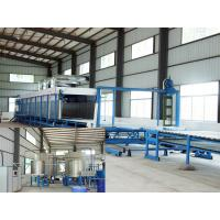 Continuous Automatic Low Pressure Foam Machine with Siemens Motor and Inverter