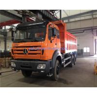 30ton load 6x4 10 wheel dump truck Beiben tipper truck for Africa