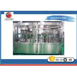 China Automatic Pet Bottle Filling Machine 8.6KW , Mineral Water Equipments 3700 × 2800 × 2200mm on sale